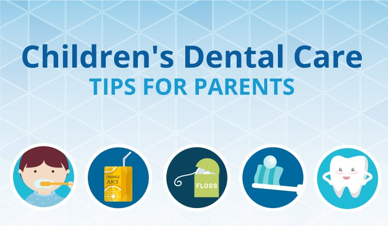 Five Tips To Take Care of Your Child's Teeth