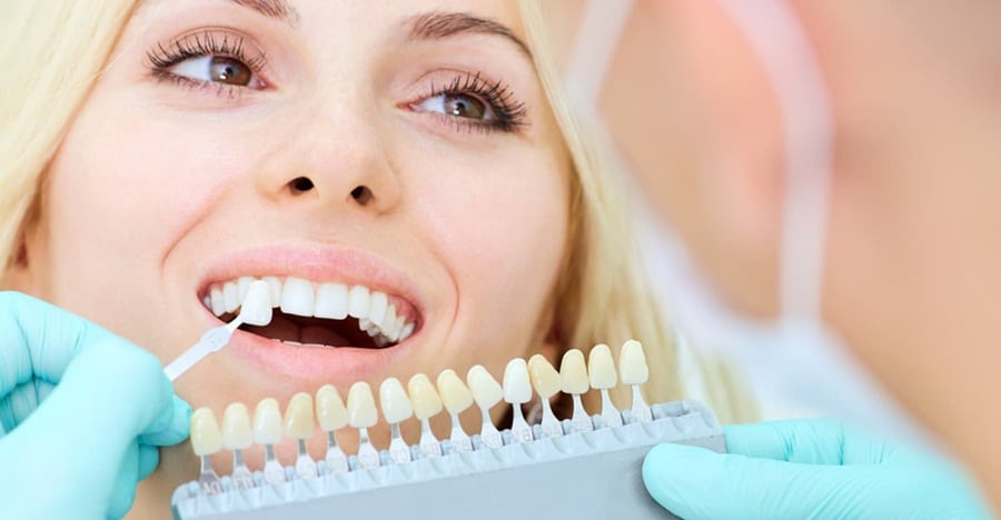 Treatment Procedures for Teeth Gap